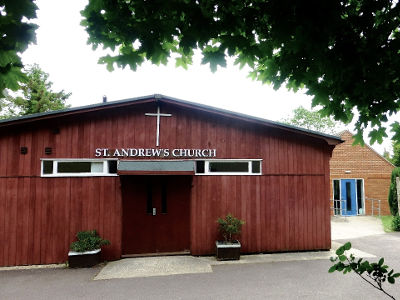 St Andrew's, Dean Court