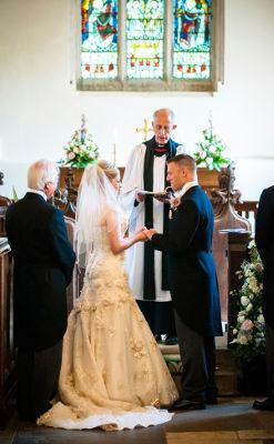Cumnor Wedding