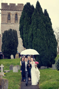 Cumnor Wedding