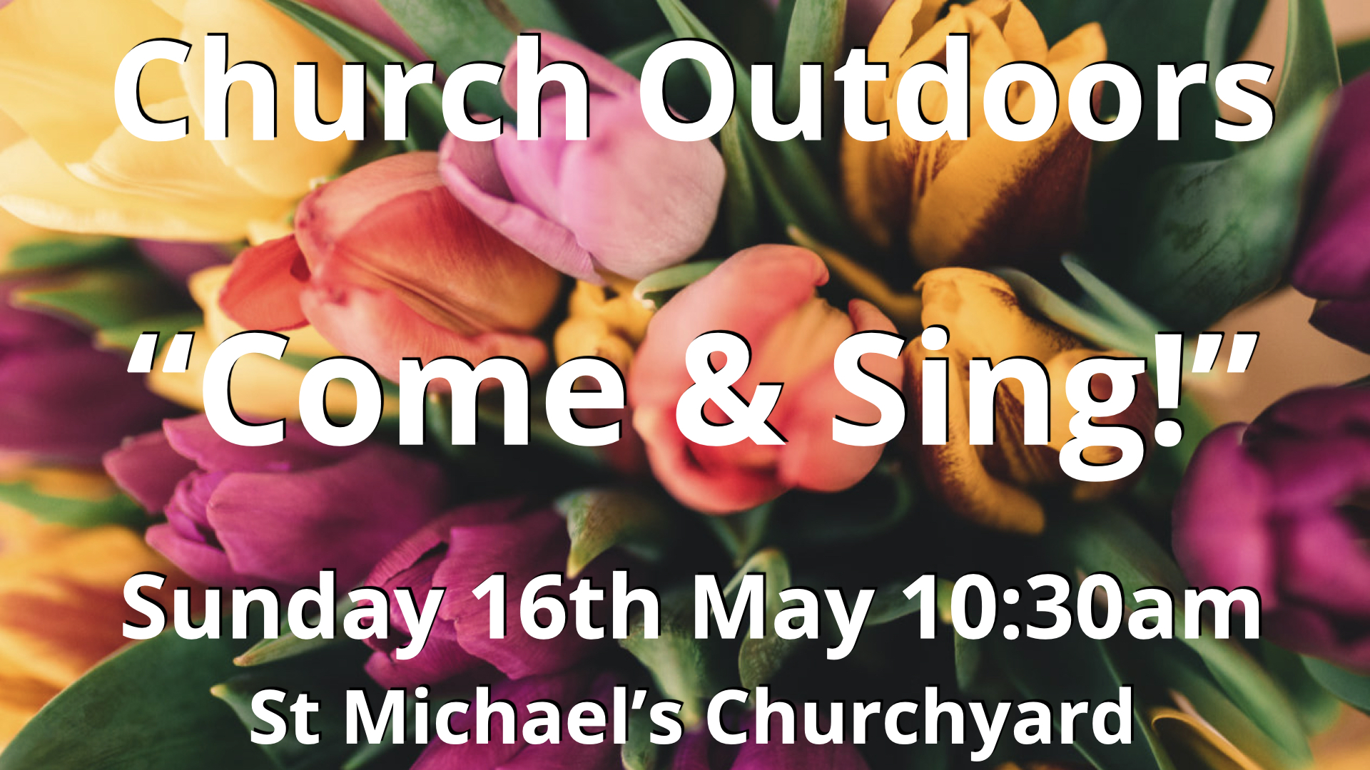 Sunday Service Online – 16th May 2021