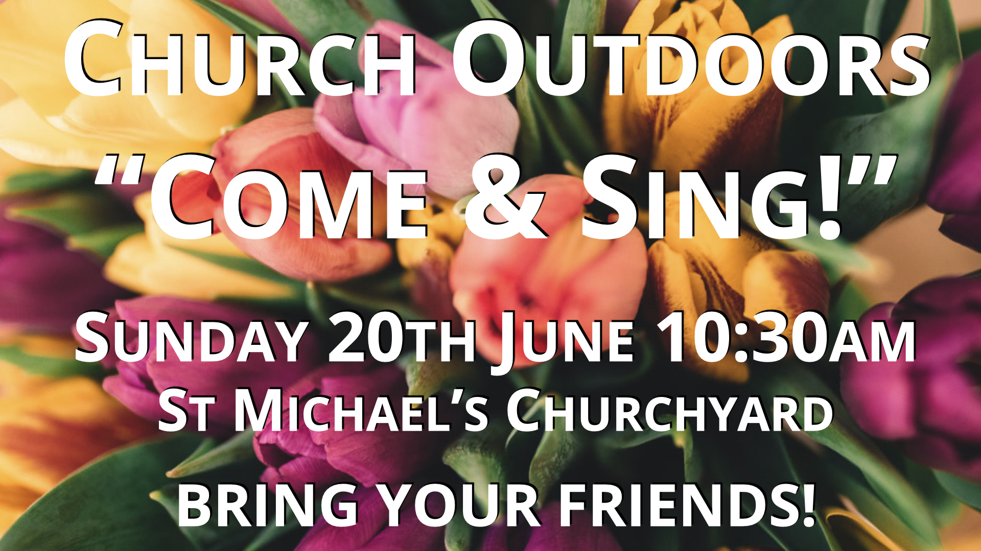 Sunday Service Online – 20th June 2021