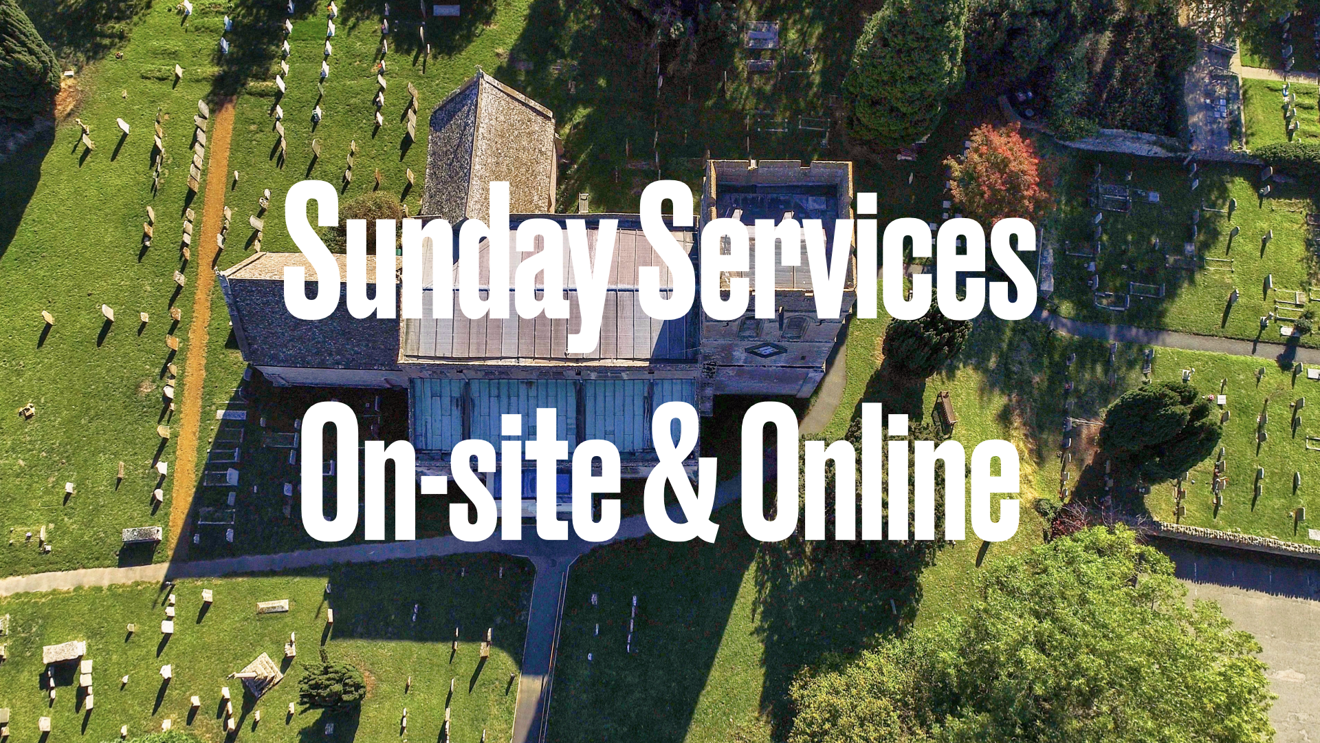 Sunday Service Online – 13th June 2021